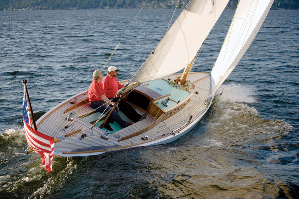 Woodenboat Magazine The Boating Magazine For Wooden Boat Owners