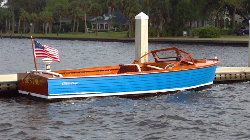 1955 26' Chris Craft Sea Skiff
