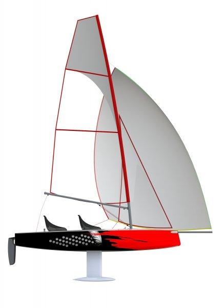 S/V 14 designed by Simonis Voogd Design
