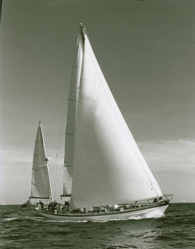 KAY OF GÖTEBORG, Sparkman & Stephens design #2190.