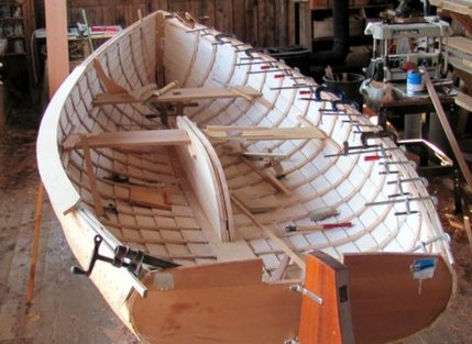 International 14 racing dinghy plans Simon Watts
