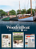 WoodenBoat Advertising Rate Cards