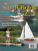 Small Boats magazine cover