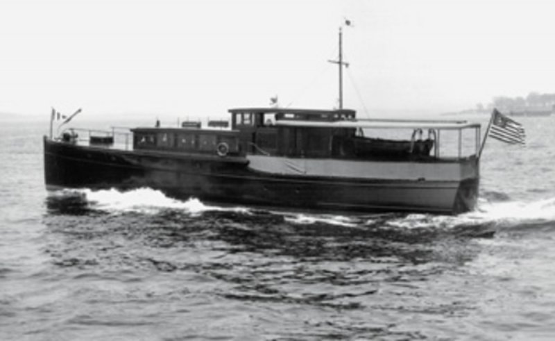 ANNIE LAURIE was launched as BONITA IV in 1929.