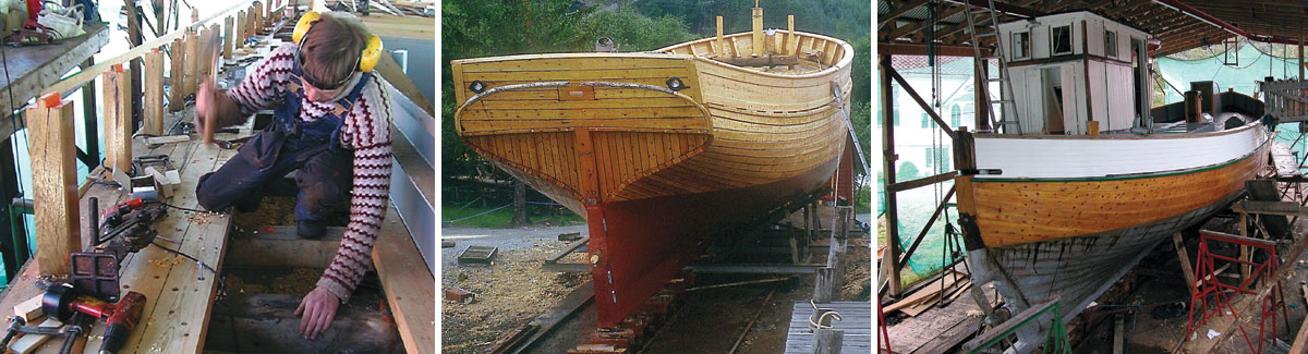 Big-vessel restoration