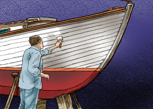 47d7ddf245 Ten Things That Can Hurt Your Wooden Boat | WoodenBoat Magazine