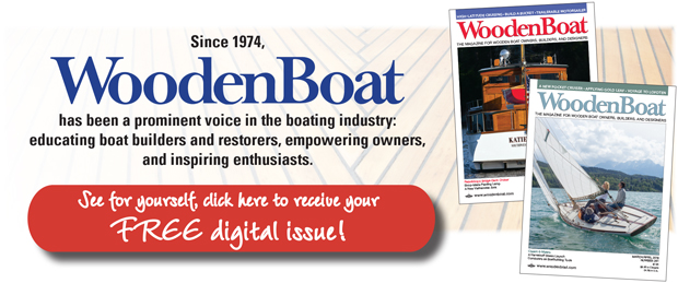 Free issue of WoodenBoat