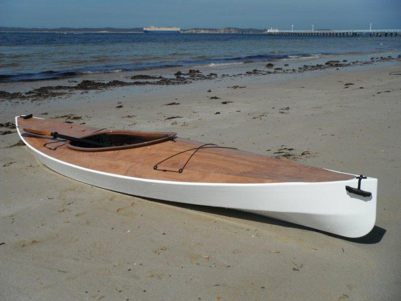 Wood Duck Kayak   WoodenBoat Magazine