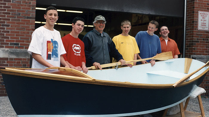Jimmy Skiff | WoodenBoat Magazine