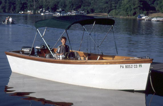 FLAT-BOTTOMED SKIFF | WoodenBoat Magazine
