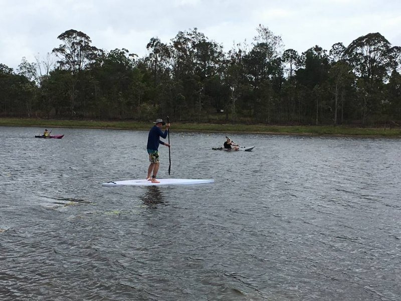 Stand up paddle board.