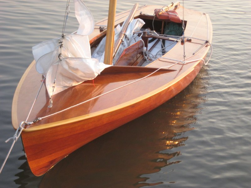 Surcease Woodenboat Magazine