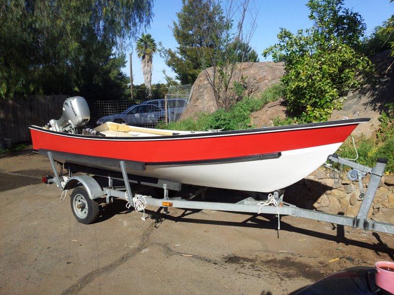 Bolger Diablo Boat : Diablo woodenboat magazine