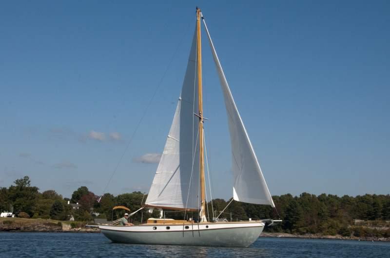 Crocker CELERITY undersail