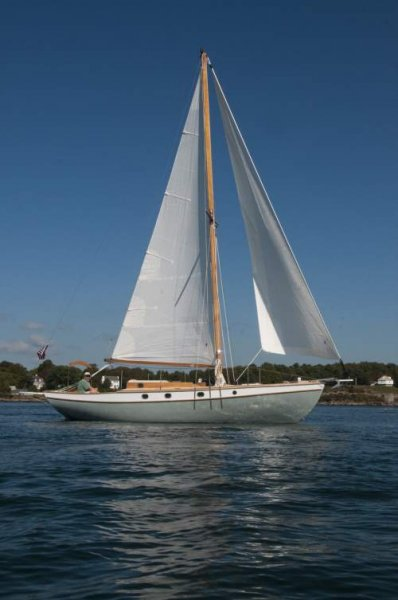 Crocker CELERITY undersail
