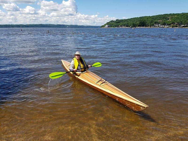 Endeavour kayak