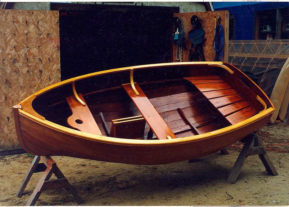 ACORN SKIFF   WoodenBoat Magazine