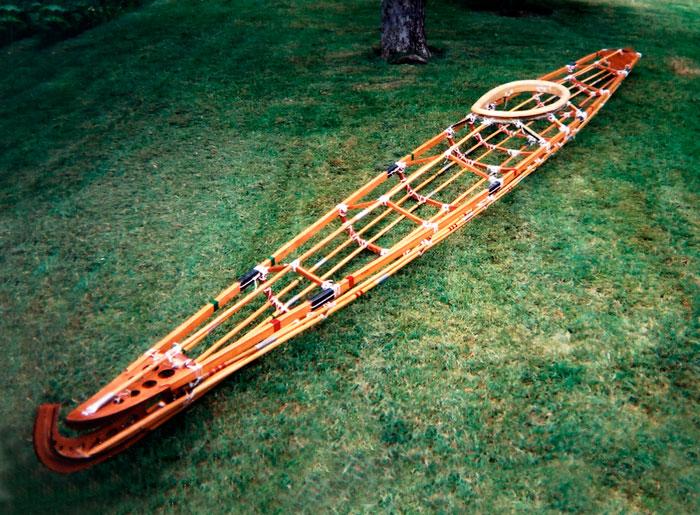 BAIDARKA | WoodenBoat Magazine