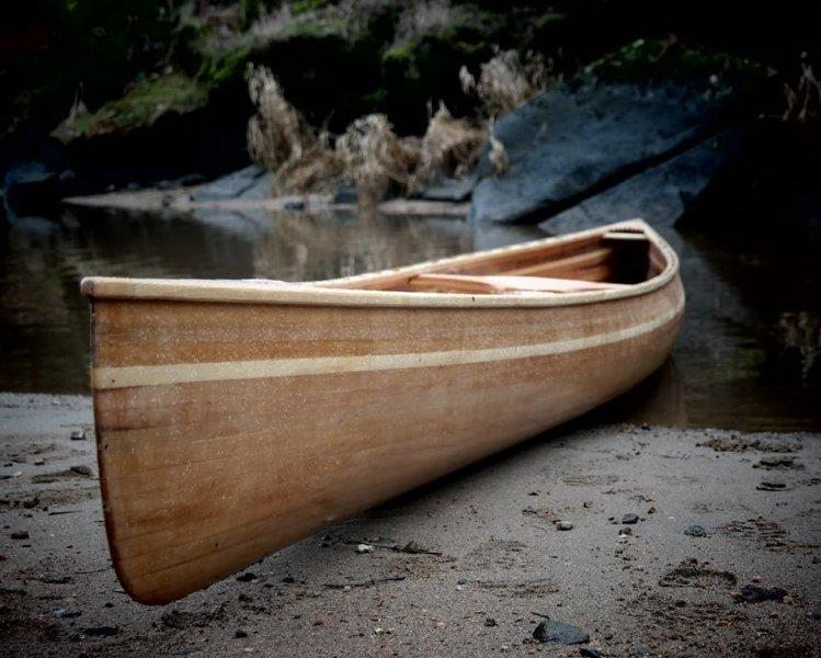 Nautilus Cedrus | WoodenBoat Magazine