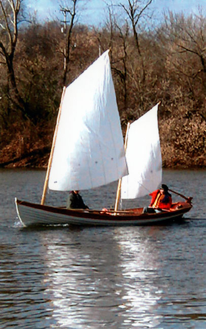 NEWFOUNDLAND TRAP SKIFF | WoodenBoat Magazine