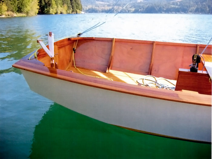 PENGUIN CLASS DINGHY | WoodenBoat Magazine