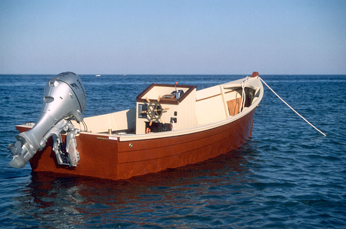 LONG POINT SKIFF | WoodenBoat Magazine