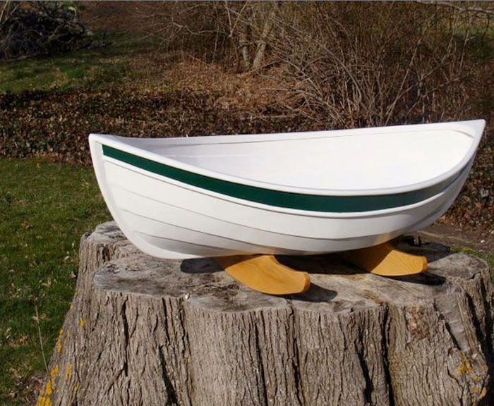 CRADLE BOAT | WoodenBoat Magazine