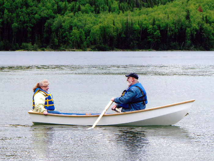 Instant Boats Teal : Cartopper woodenboat magazine