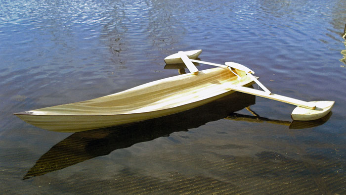 HYDROFISSION KAYAK | WoodenBoat Magazine