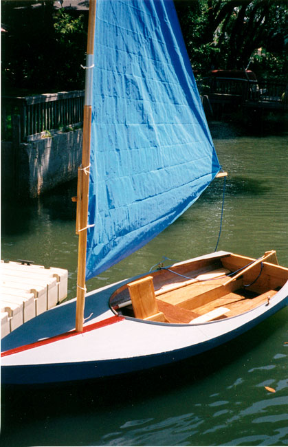 SWIFTY 12 SAILBOAT | WoodenBoat Magazine