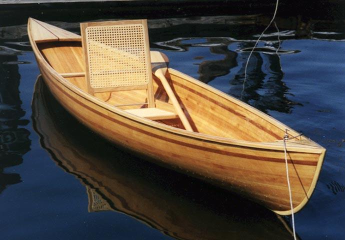 ROB ROY CANOE | WoodenBoat Magazine