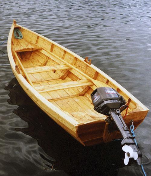 DORY SKIFF   WoodenBoat Magazine