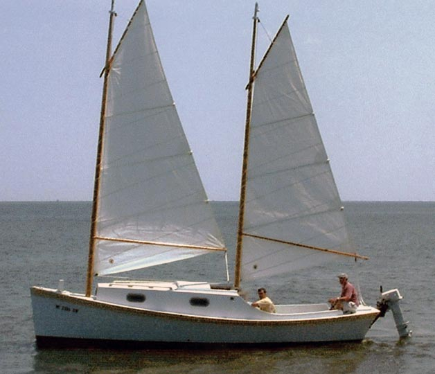 OUTBOUND II | WoodenBoat Magazine