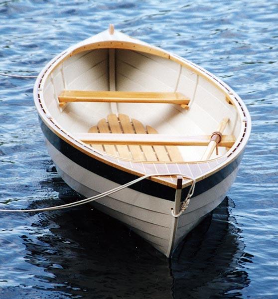 BULMER DOUBLE-ENDED SKIFF | WoodenBoat Magazine