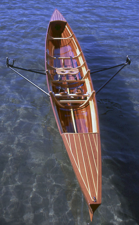 KING SCULL | WoodenBoat Magazine