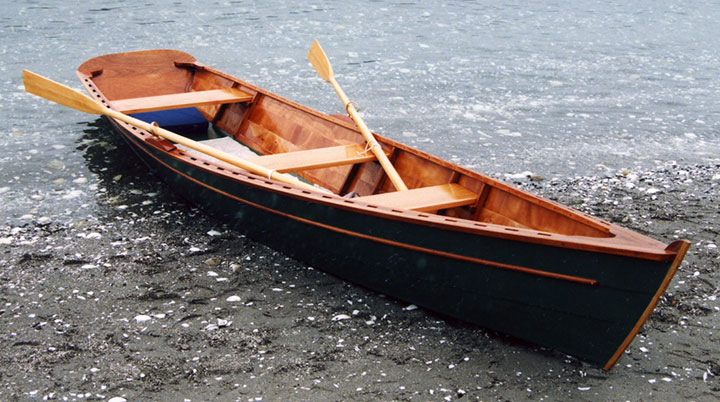 WHISP SKIFF | WoodenBoat Magazine