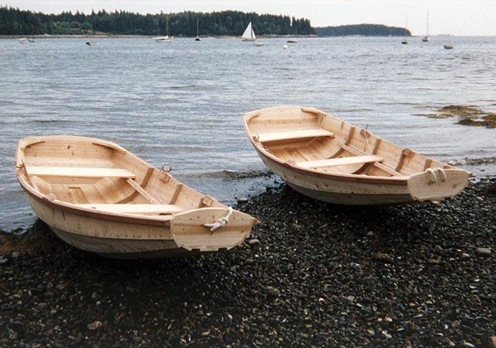 NORWEGIAN PRAMS | WoodenBoat Magazine