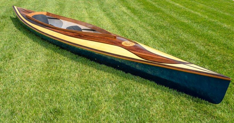 Mill Creek Hybrid kayak.