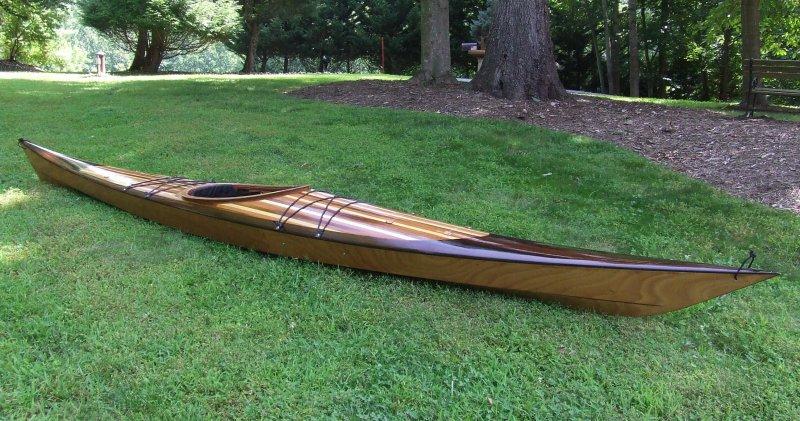 Kayak - Shearwater 17 Hybrid kit