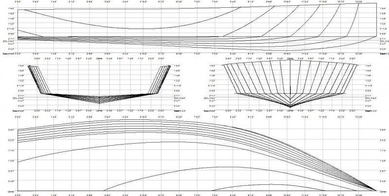 Corsair lines