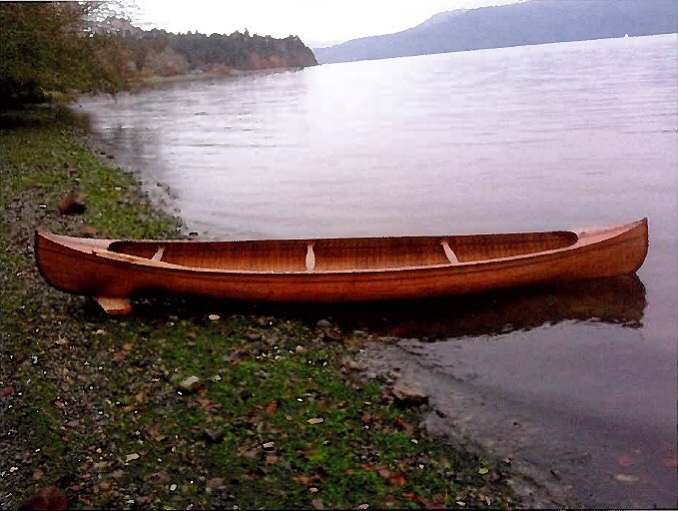 Peterborough 16 foot circa 1915 Canoe