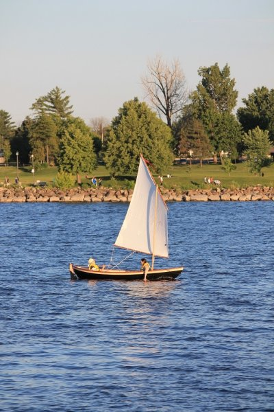 Nøkken - First Sail