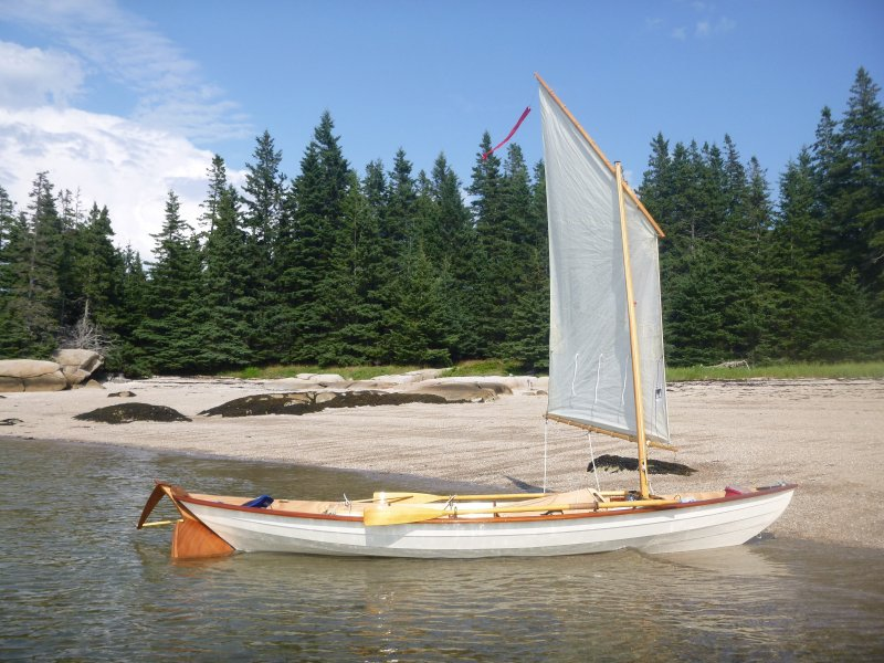 CLC Northeaster Dory | WoodenBoat Magazine