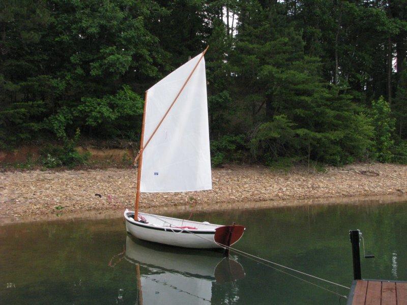 Canoe and Catspaw   WoodenBoat Magazine