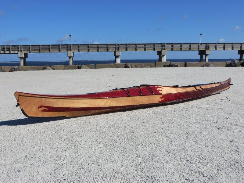 Petrel Play Kayak