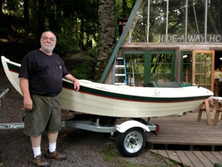 Paul and his boat