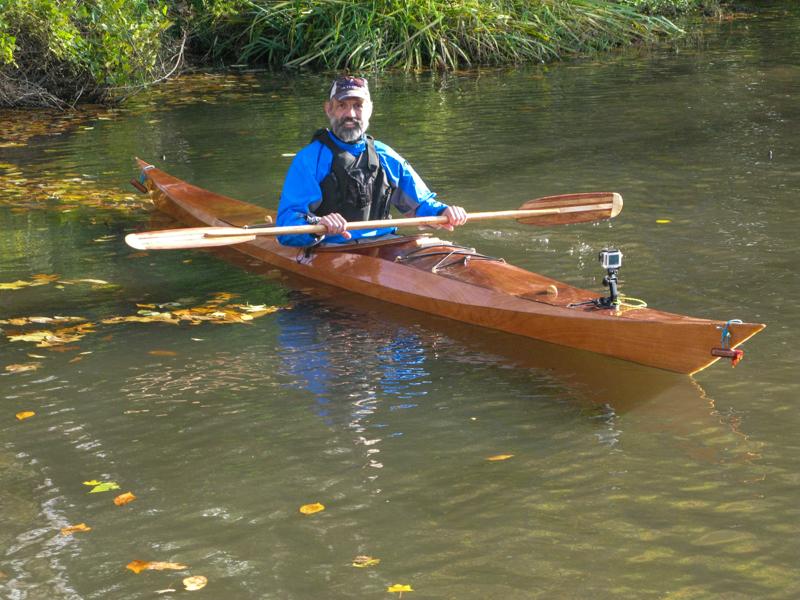 Shearwater 17 kayak photo 3