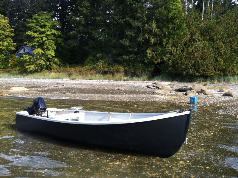 Jericho Bay Lobster Skiff | WoodenBoat Magazine