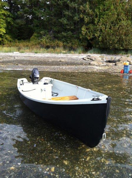 Jericho Bay Lobster Skiff | WoodenBoat Magazine