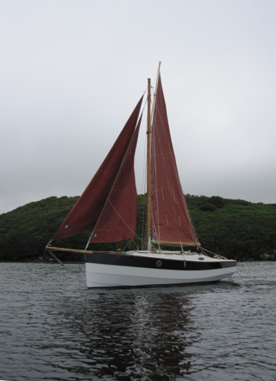 A Dudley Dix designed Cape Henry 21